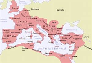 Mapping The Roman Empire