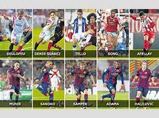 Los 'fichajes' del Barça 2015 barca sportes