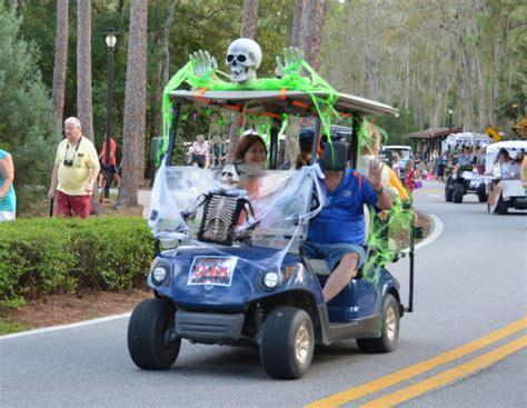 Disney's Fort Wilderness Golf Cart Parade