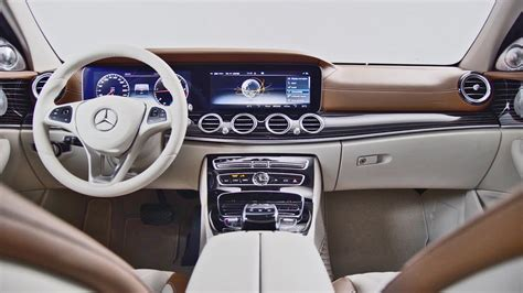 mercedes  class  interiors youtube