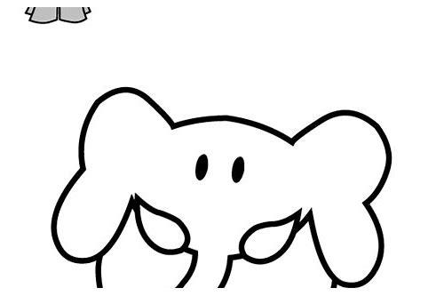 baixar imagens de elefantes para desenhar