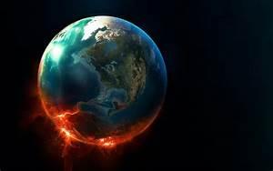 Earth 3D 894330 - WallDevil