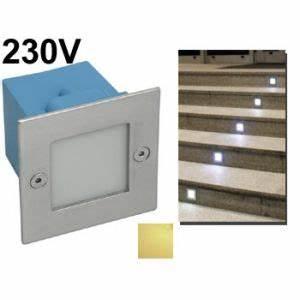 Kit Led Escalier : spot a led pour escalier comparer 53 offres ~ Melissatoandfro.com Idées de Décoration