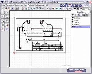 qcad 151 download windows deutsch bei soft warenet With logiciel plan maison 2d 16 logiciel diagramme bpmn