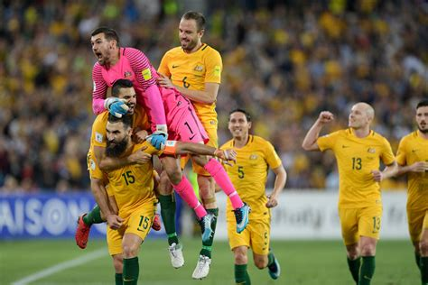 Australia Qualifies For 2018 World Cup With Playoff Win
