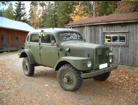 volvo jeep volvo sugga the swedish jeep dieselpunk cars and