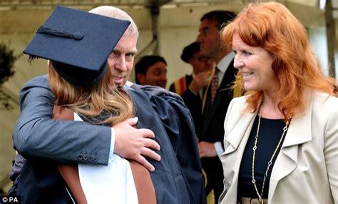 Princess Beatrice graduates from Goldsmiths as Prince ...