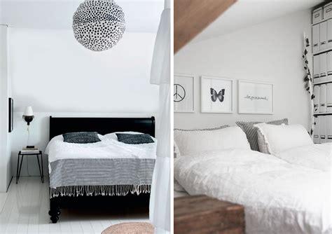 rever de chambre une chambre en noir et blanc joli place