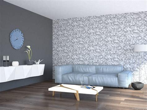Tapeten Wohnzimmer Modern Grau by Vliestapete 3d Optik Modern Grau Schwarz P S Times 42097 50