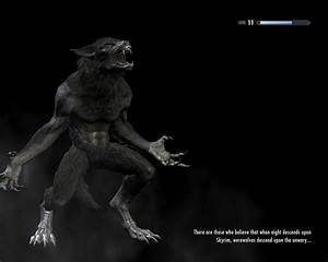 Skyrim Werewolf by DeeryDeerth on DeviantArt
