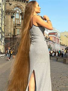 Positive Skills Photo Set A Real Life Rapunzel In The Streets