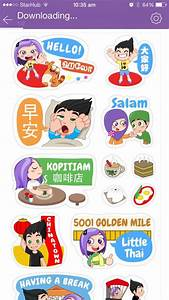 Viber Releases Singapore Sticker Pack In Time For The SG50 ...