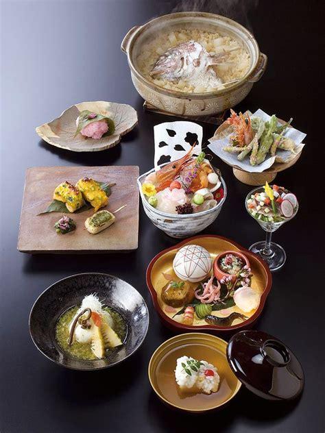 cuisine kaiseki 1000 ideas about japanese table on center