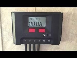 Solar Controller Topraysolar Tps 1230