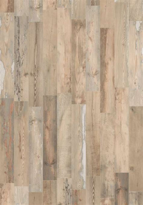 painted wood distressed wood  floor wall tile