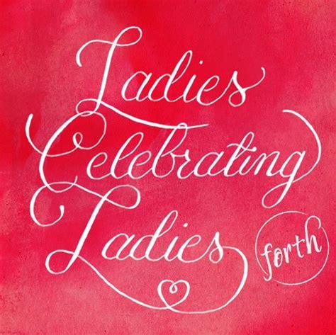 Ladies celebrating ladies. Happy Galentine's day from ...