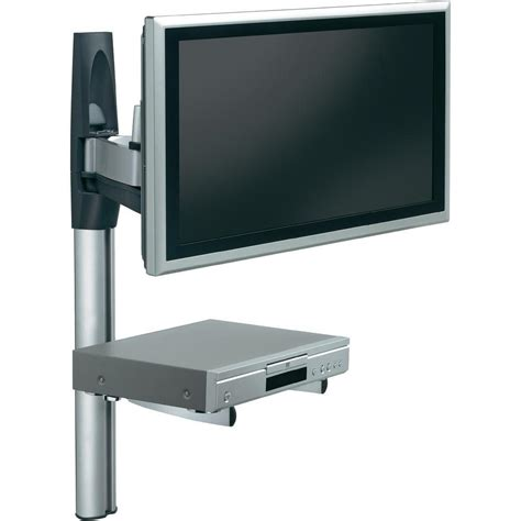 support mural tv vogel 180 s efw 6345 plus 32 quot 65 quot inclinable pivotable argent vente support