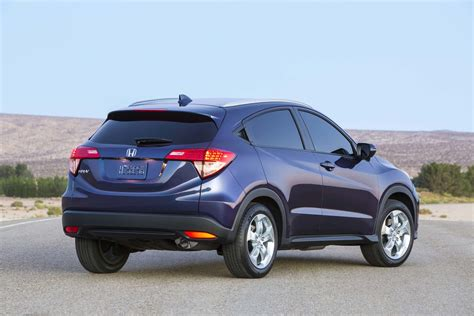 2017 Honda Hrv Reviews And Rating  Motor Trend