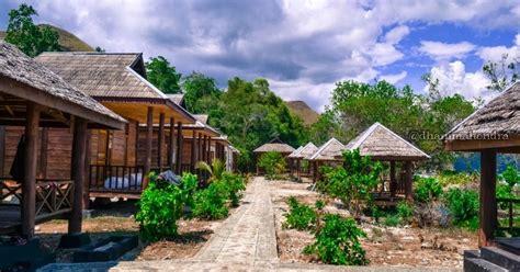wisata pulau dua kab banggai sulawesi tengah informasi