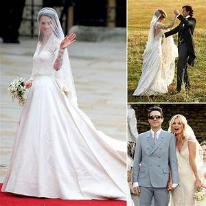 celebrity wedding dress designers popsugar fashion With celebrity wedding dress
