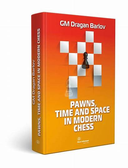 Chess Pawns Space Modern Informant Quick