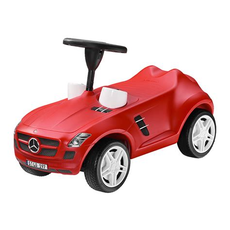 bobby car mercedes amg sls amg bobby bobby car kinder rutschauto big rot