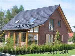 Haus Mit Wintergarten : pro domo bauconcept gbr ~ Lizthompson.info Haus und Dekorationen