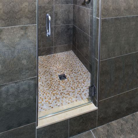 ceramic tiles for floor essential water management in tiled showers schluter com
