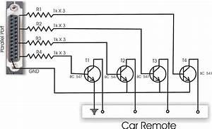 Computer Control Rc Car