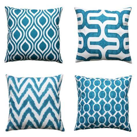 fundas sofa verde turquesa cojines decorativos funda de almohada color turquesa