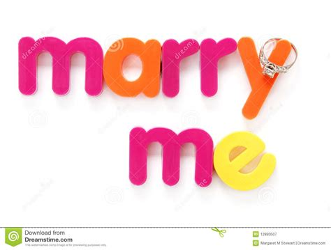 marry me light up letters marry me royalty free stock photography image 12893507