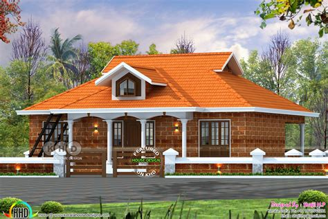 square feet  bedroom house architecture plan kerala home design bloglovin
