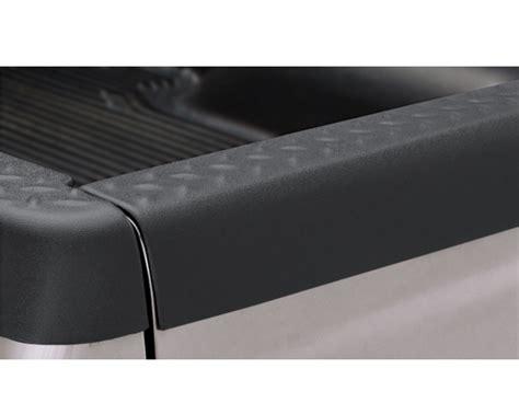 bushwacker 49504 49505 bed rail caps tailgate cap for