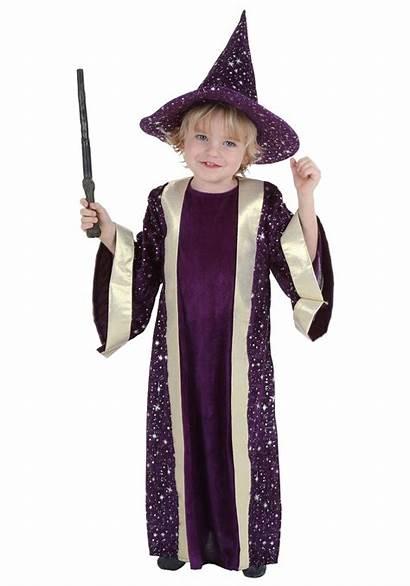 Wizard Costume Toddler Halloween Boys Purple Costumes