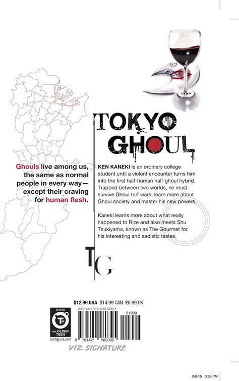 Tokyo Ghoul Vol 4 tokyo ghoul vol 4 book by sui ishida official