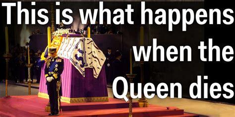queen elizabeth ii dies business insider