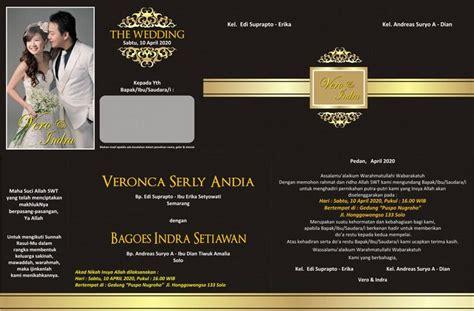 template desain undangan pernikahan ultah khitanan coreldraw jual dvd template desain