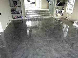 Gray basement floor paint new home design new basement for How to paint concrete floor in basement
