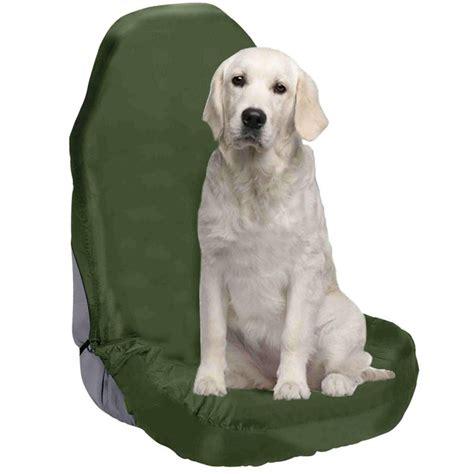 laver ses sieges de voiture housse de siège de voiture imperméable kaki pour chien sale