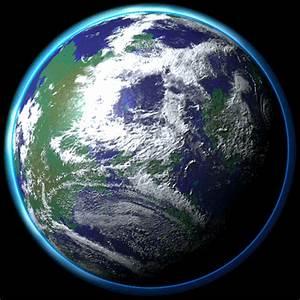 Earth Animated GIF