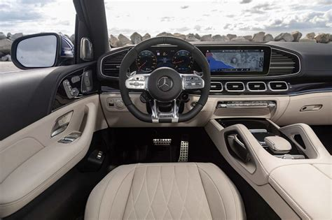 However, this significantly more expensive sibling features a. 2021 Mercedes-AMG GLE 63 S SUV is a monster, in a good way | HeraldNet.com