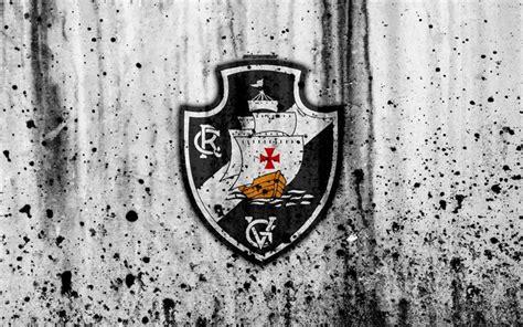 Download wallpapers FC Vasco da Gama, 4k, grunge ...