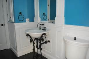bathroom paneling ideas wainscoting project ideas for your home