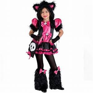 Deguisement Chat Fille : d guisement chat rose enfant ~ Preciouscoupons.com Idées de Décoration
