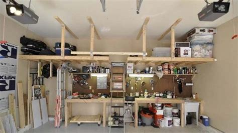 Garage Storage Ideas by How To Keep Tools Organized In The Garage Diy Projects