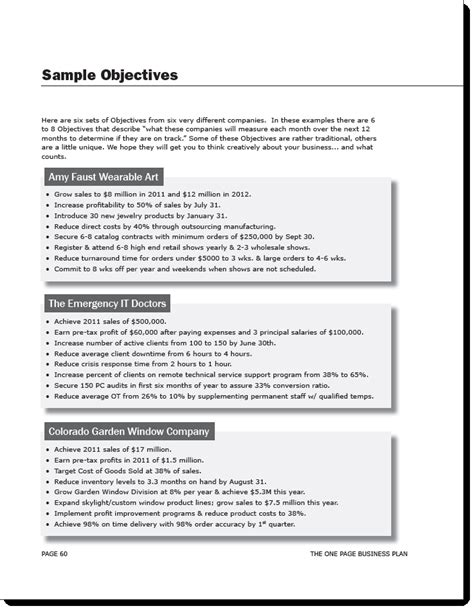 feasibility study cover letter sles 6 one page business exle project