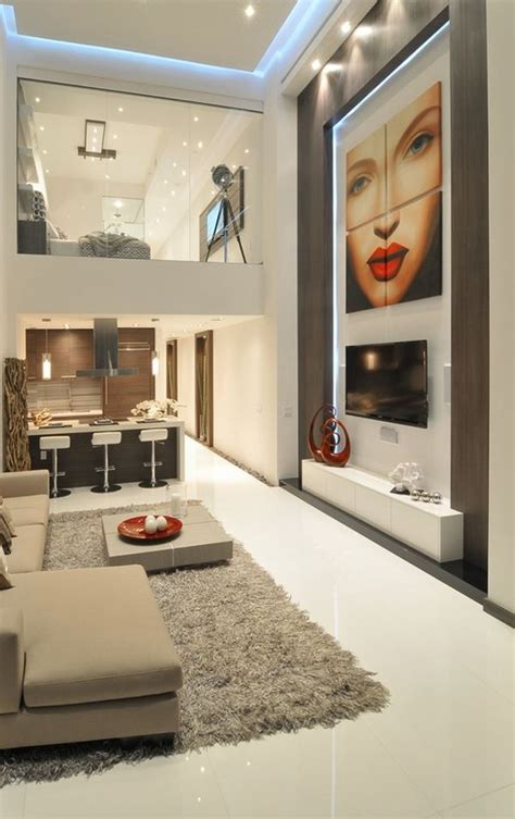open concept modern floor plans