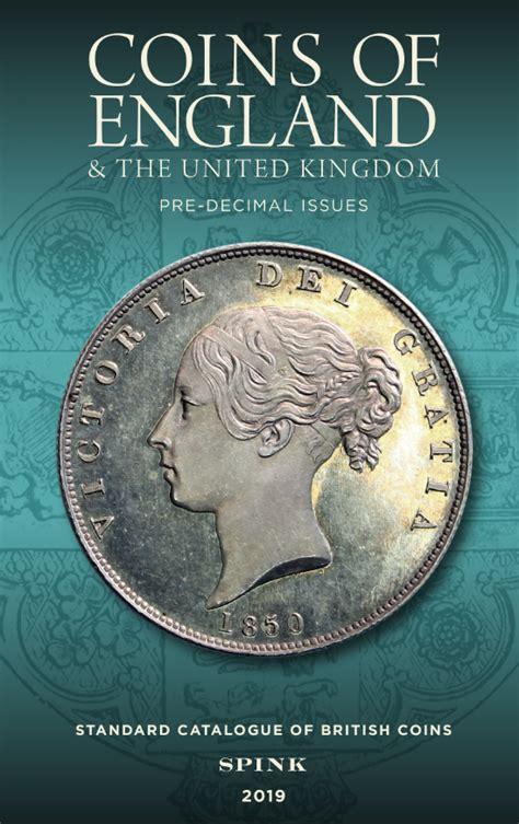 coins  england  united kingdom pre decimal issue standard catalogue  british coins