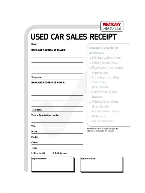sample receipt examples    examples