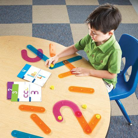 children build numbers 0 9 with this maths activity set 574 | 8550 numberconstruction dt